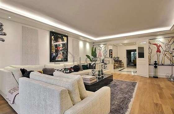 Location appartement 3 chambres avec terrasse piano et ascenseur paris 16 avenue foch - Appartement meuble paris 16 ...