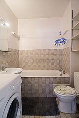 Wohnung Paris 19° - Badezimmer