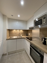 Apartamento París 4° - Cocina