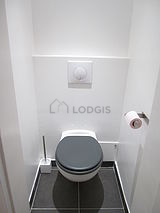 Apartment Paris 7° - Toilet