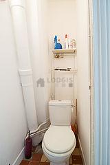 公寓 巴黎8区 - 厕所