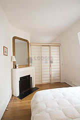 Appartement Paris 8° - Chambre