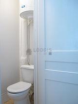 Appartamento Parigi 19° - WC