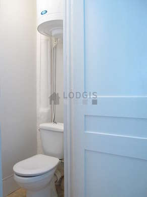 Appartement Paris 19° - WC