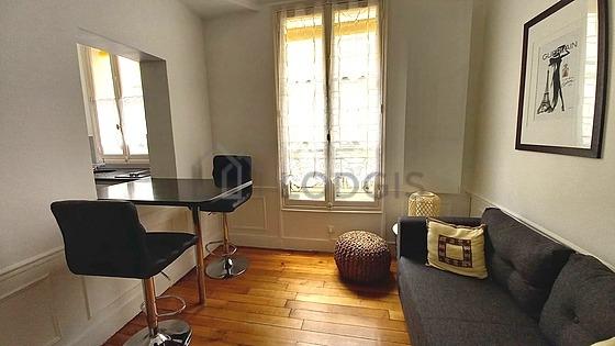 Location appartement 1 chambre paris 17 rue torricelli for Meubles japonais paris 17