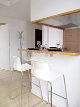 公寓 Hauts de seine Sud - 厨房