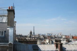 Дуплекс Rue Paul Séjourné Париж 6°