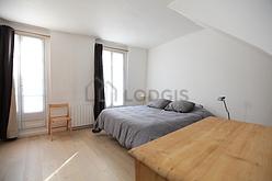 雙層公寓 巴黎6区 - 房間