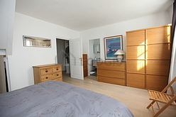 Duplex Paris 6° - Chambre