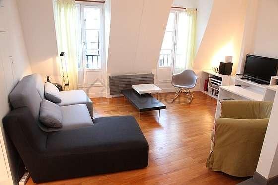 Magnifique séjour calme d'un duplex à Paris