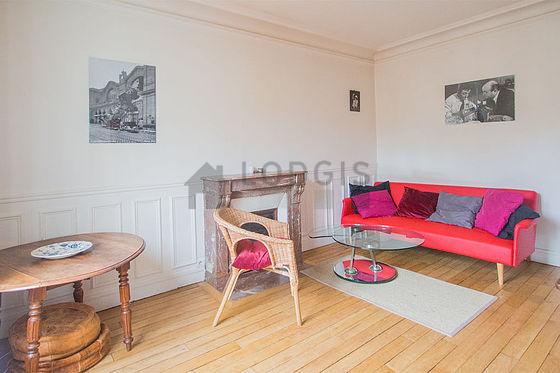 location appartement 1 chambre avec concierge paris 5 rue edouard qu nu meubl 35 m jardin. Black Bedroom Furniture Sets. Home Design Ideas