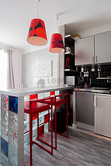 Appartement Paris 5° - Cuisine