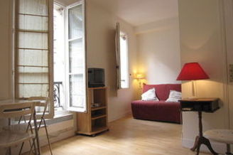 Gambetta Paris 20° studio