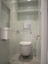 Wohnung Paris 14° - WC