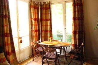 Buttes Chaumont París 19° 2 dormitorios Apartamento