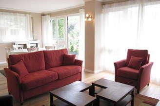 Appartement meublé 2 chambres Saint-Cloud