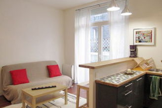 Apartment Rue Rouvet Paris 19°