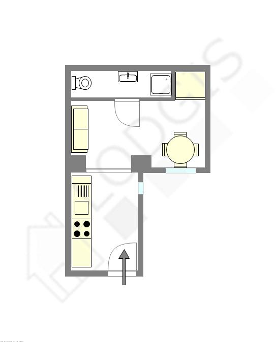 Apartamento París 10° - Plano interactivo