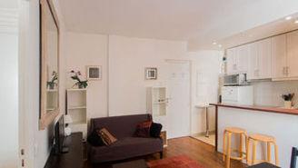 Apartment Rue Vernier Paris 17°
