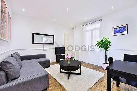 Apartment Paris 11°   Living Room