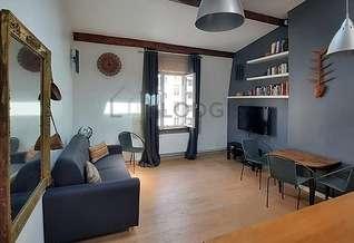 Père Lachaise Paris 20° 2 Schlafzimmer Wohnung