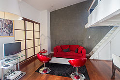 Appartamento Parigi 3° - Soggiorno