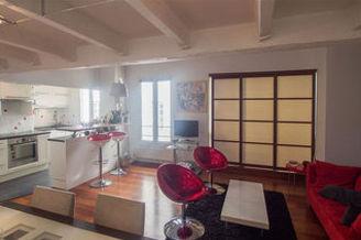 Le Marais Paris 3° 2 Schlafzimmer Wohnung