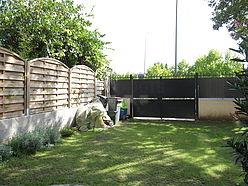 Apartamento Hauts de seine Sud - Jardín