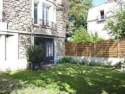Wohnung Hauts de seine Sud - Garten