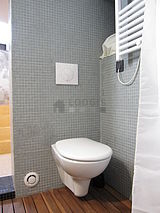 Duplex Paris 19° - Bathroom
