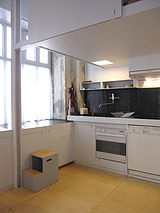 Duplex Paris 19° - Kitchen