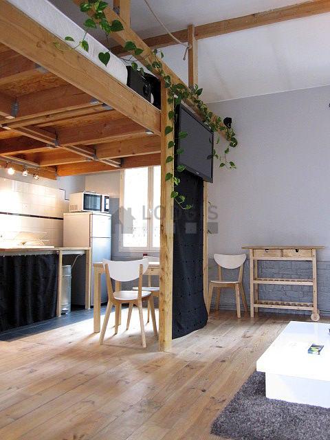 Location studio Saint Ouen (93400) | Meublu00e9 45 mu00b2 proche de Paris