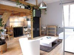 雙層公寓 Seine st-denis Nord - 客廳