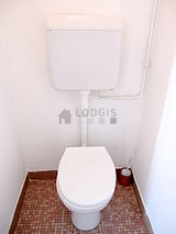 Apartment Hauts de seine Sud - Toilet