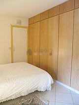 Apartamento París 16° - Alcoba