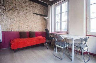 Jardin des Plantes Paris 5° studio