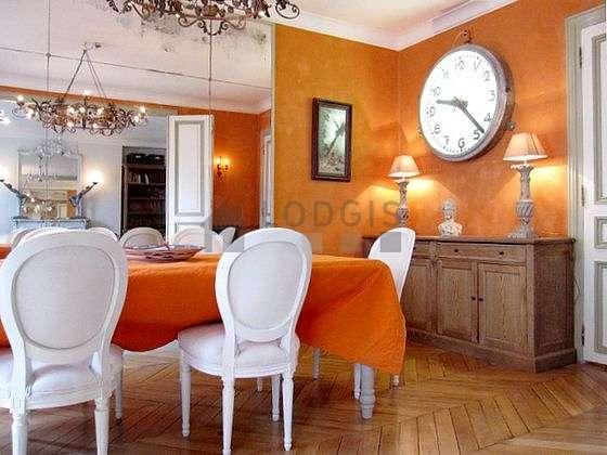 Appartement Paris 17° - Salle a manger