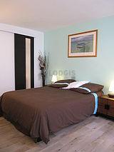 Apartamento París 6° - Dormitorio