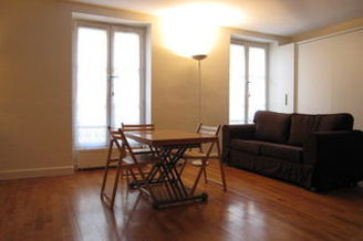 Appartement Rue Rambuteau Paris 3°
