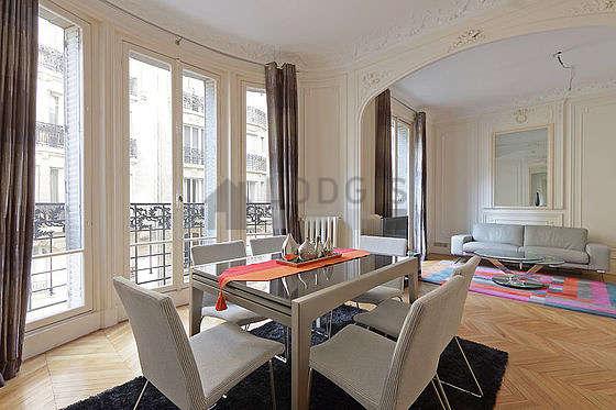 Paris Trocadéro Passy Rue Raynouard Monthly Furnished Rental