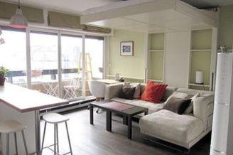 Appartement Rue Pixérécourt Paris 20°