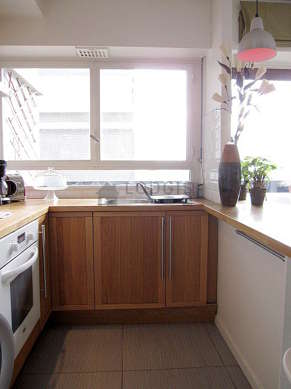 Appartement Paris 20° - Cuisine