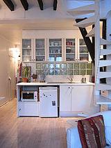 Duplex Paris 9° - Cuisine
