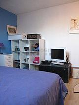 Duplex Paris 9° - Schlafzimmer