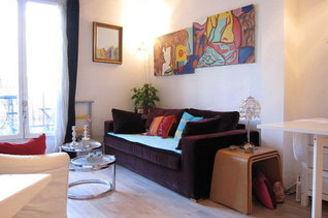 Pigalle – Saint Georges Paris 9° 1 bedroom Duplex