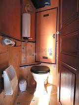 Wohnung Paris 20° - WC