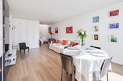 Appartement Paris 16° - Séjour
