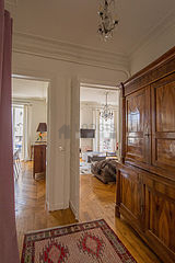 Apartment Paris 9° - Entrance