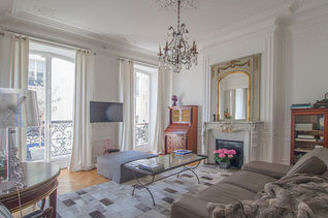 Opéra – Grands Magasins Paris 9° 2 bedroom Apartment