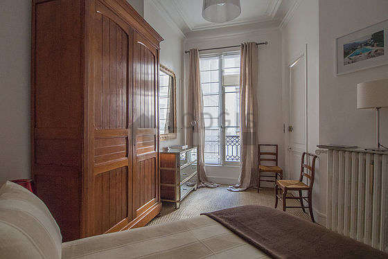 Appartement Paris 9° - Chambre 2